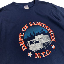 Load image into Gallery viewer, DEPT. OF SANITATION N.Y.C. S/S Tee