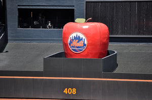 "MLB Officially Licensed Plush ""Mets Apple"""