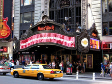 Load image into Gallery viewer, Hard Rock CAFE NEW YORK Vintage Cap