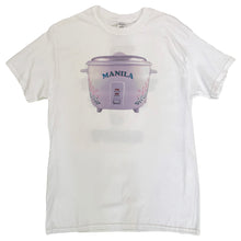 Load image into Gallery viewer, MANILAMIXTAPE Rice Cooker S/S Tee