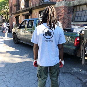 NYC Parks Employee S/S Tee