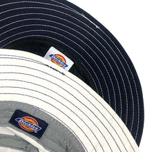 "Load image into Gallery viewer, SLON Stitched Bucket Hat by Dickies ""Navy"""