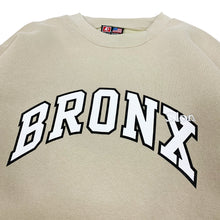 "Load image into Gallery viewer, SLON THE BRONX Crewneck Sweatshirt ""Sand"""