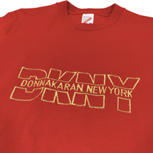 Load image into Gallery viewer, DKNY Vintage Bootleg Tee