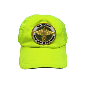 DSNY New York City Department of Sanitation Official Employee Mesh Cap