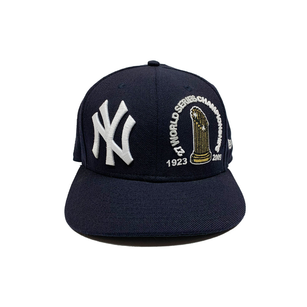 New York Yankees New Era 2009 WSC Vintage Fitted Cap