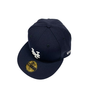 "New York Mets New Era 59FIFTY Fitted ""Navy"""