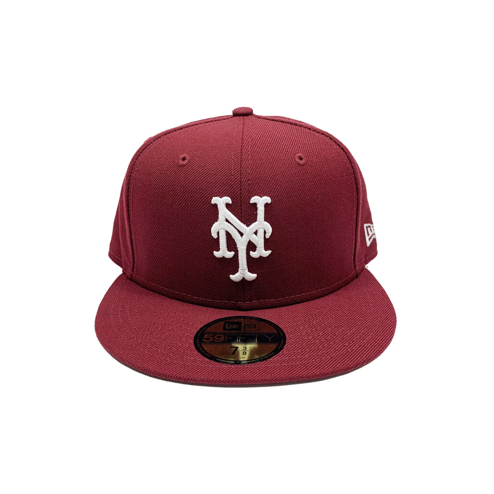 New York Mets New Era 59FIFTY Fitted