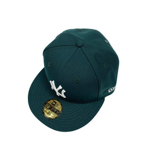 "New York Yankees New Era 59FIFTY Fitted ""Green"""