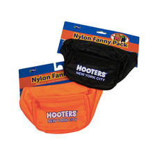 Load image into Gallery viewer, HOOTERS NYC Nylon Fanny Pack