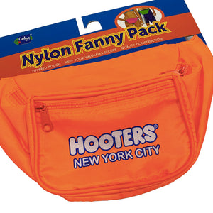 HOOTERS NYC Nylon Fanny Pack