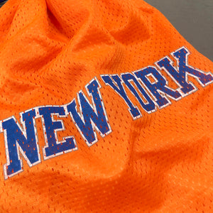 NEW YORK Vintage Small Mesh Knapsack