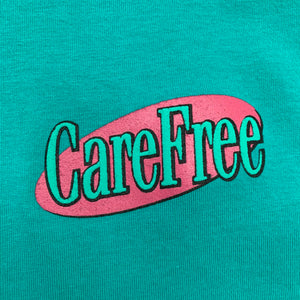 CareFree Logo Essential Soft Cotton Tee