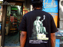 "Load image into Gallery viewer, BTNNY I Miss Old New York S/S Tee ""Black"""