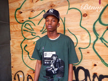 "Load image into Gallery viewer, BTNNY LEFS S/S Tee ""Green"""