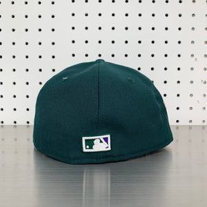 "New York Yankees New Era 59FIFTY Fitted Cap ""Green - 75th World Series"""