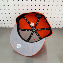 "Load image into Gallery viewer, New York Yankees New Era 59FIFTY Fitted Cap ""Orange"""