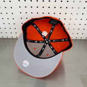 "New York Yankees New Era 59FIFTY Fitted Cap ""Orange"""