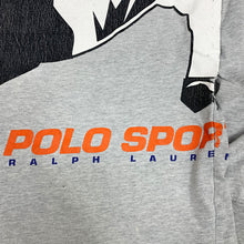 Load image into Gallery viewer, POLO SPORT Vintage L/S Tee