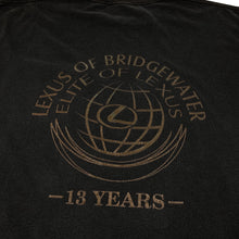 Load image into Gallery viewer, LEXUS of Bridgewater Vintage S/S Promotion Tee