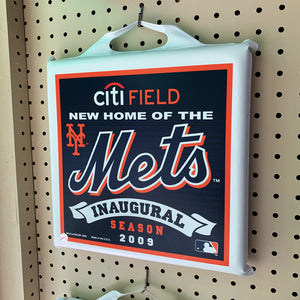New York Mets citi FIELD Seat Cushion