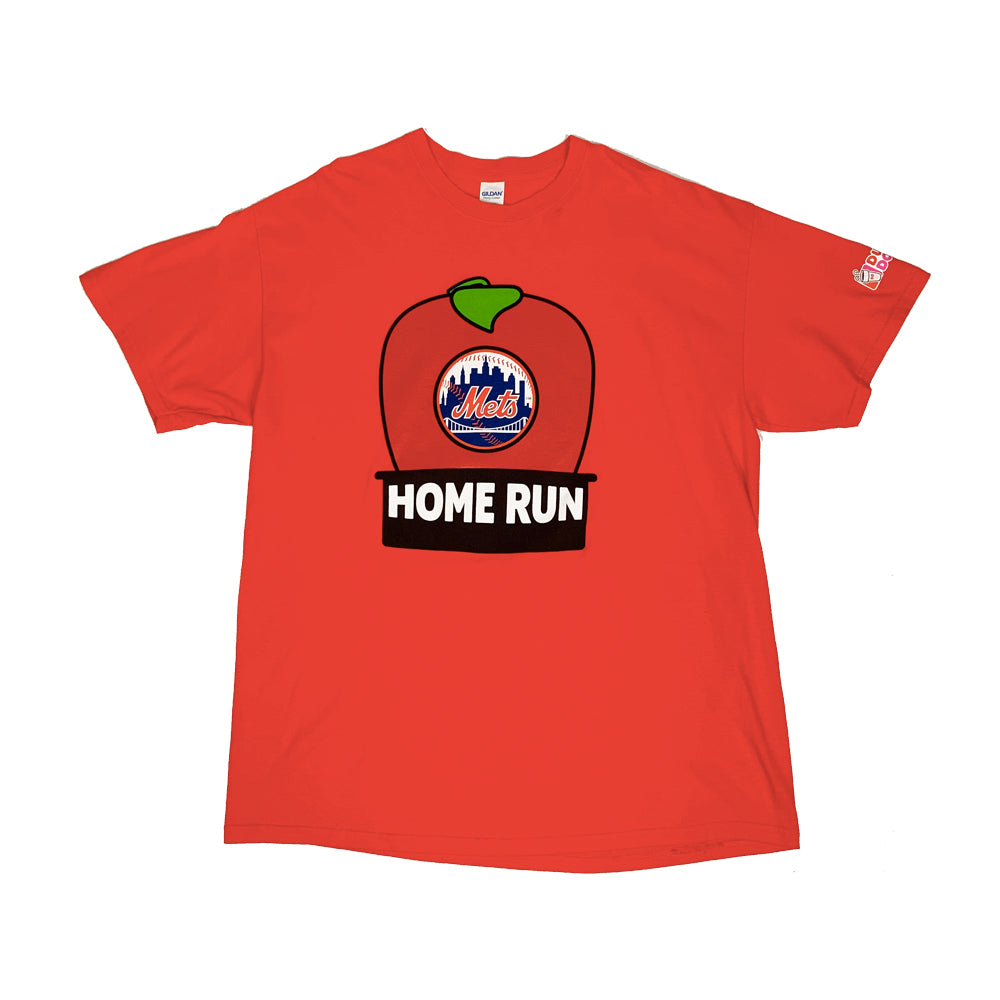 New York Mets HOME RUN Vintage S/S Tee