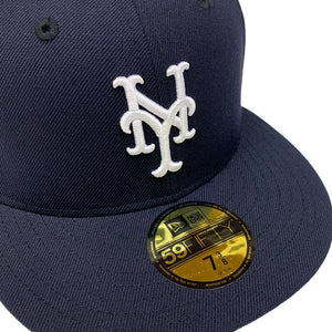 "New York Mets 59FIFTY Fitted Cap ""Navy"""