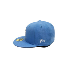 "Load image into Gallery viewer, New York Yankees New Era 59FIFTY Fitted Cap ""Carolina Blue"""