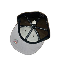 "Load image into Gallery viewer, New York Yankees 59FIFTY Fitted Cap ""Brown"""