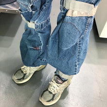 Load image into Gallery viewer, MARITHE + FRANCOIS GIRBAUD Vintage Denim Baggy Pants