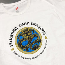 Load image into Gallery viewer, Flushing Bank Dragons Used Promotion S/S Tee