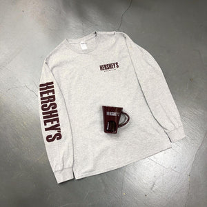 HERSHEY'S Vintage Promotion L/S Tee