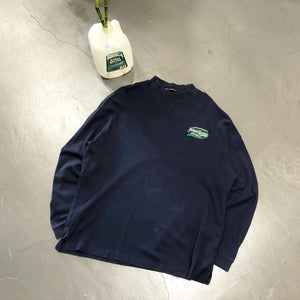 Poland Spring Mock Neck L/S Promotion Tee