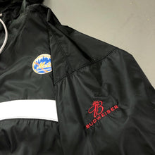 Load image into Gallery viewer, New York Mets x Budweiser Deadstock Full Zip Nylon Jacket
