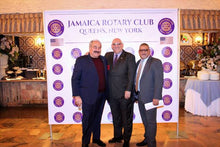 "Load image into Gallery viewer, Jamaica Rotary Club Queens New York ""NYPD Cop of the Month"" Cap"