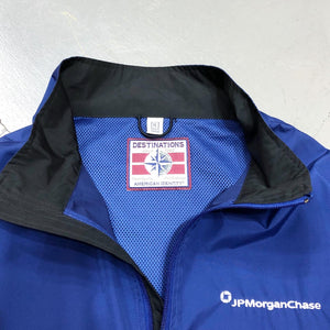 J.P. Morgan Chase Staff Full Zip Nylon Jacket