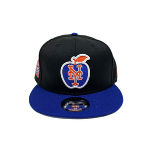 "New York Mets New Era 9FIFTY Snapback ""Apple/25th Anniversary"""