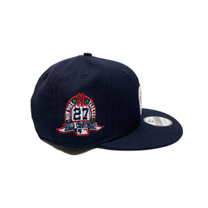 "New York Yankees New Era 9FIFTY Snapback ""Apple/World Championships"""