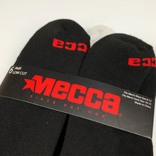 Load image into Gallery viewer, Mecca 6 PAIR LOW CUT Socks