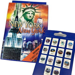 New York Souvenir Playing Cards