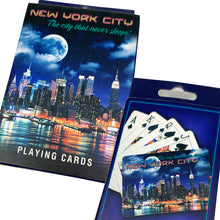 Load image into Gallery viewer, New York Souvenir Playing Cards
