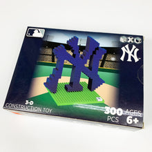 Load image into Gallery viewer, New York Yankees 3D CONSTRUCTION TOY