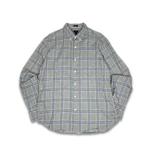 Load image into Gallery viewer, J.Crew L/S Plaid Flannel Shirt