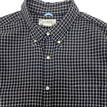 Load image into Gallery viewer, J.Crew L/S Windowpen Shirt