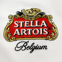 Load image into Gallery viewer, STELLA ARTOIS Vintage Promotion S/S Polo Shirt