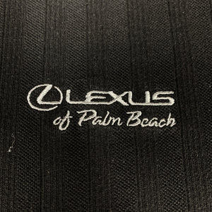 LEXUS Palm Beach Vintage Staff Polo S/S Shirt