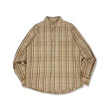 Load image into Gallery viewer, Stussy L/S Plaid Shirt