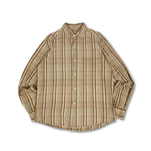 Stussy L/S Plaid Shirt