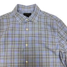 Load image into Gallery viewer, Banana Republic L/S Plaid Shirt