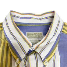 Load image into Gallery viewer, Banana Republic L/S Striped Shirt